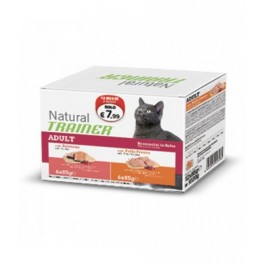 Trainer Natural umido per Gatti Multipack 12 x 85gr